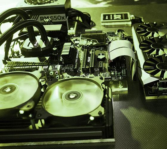 Datentechnik Computerhardware - Network Assistance